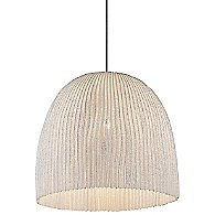 Onn Pendant (White/Medium/LED) - OPEN BOX RETURN