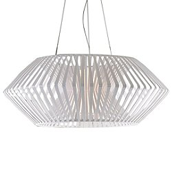 V Pendant by Arturo Alvarez (White) - OPEN BOX RETURN