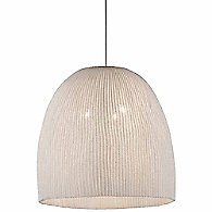 Onn Pendant (White/Large/LED) - OPEN BOX RETURN