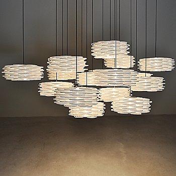White finish / illuminated