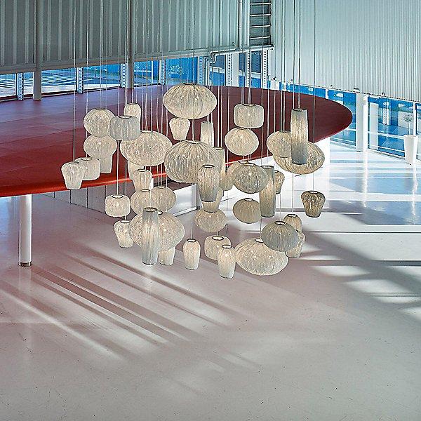 Coral Multi-Light Pendant Light
