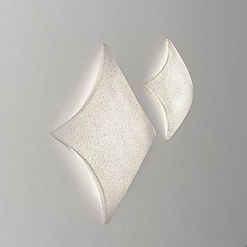 White finish / Small size / Large size