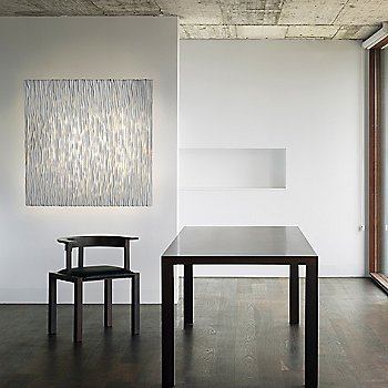 Square size / in use in dining room