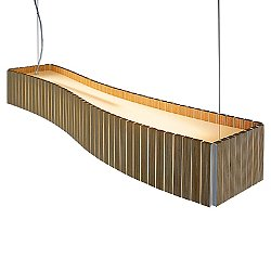 Uxi LED Linear Suspension Light