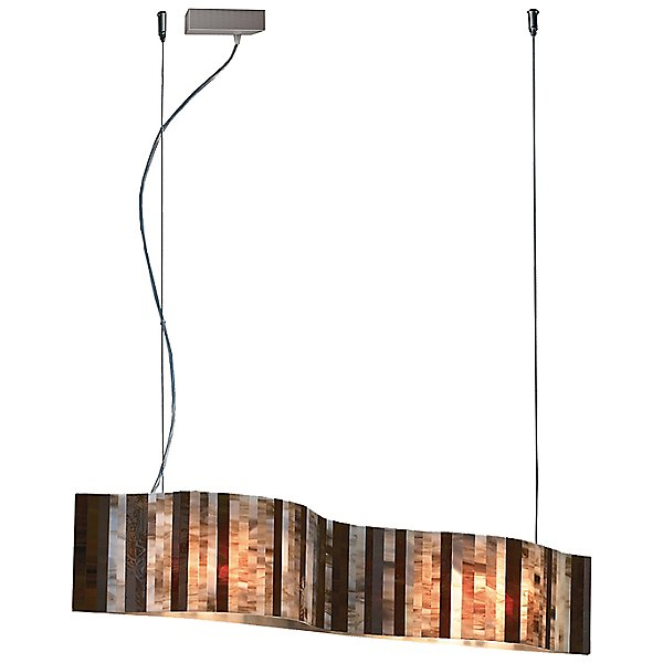 Vento LED Linear Suspension Light