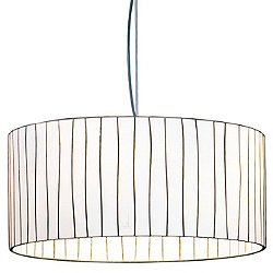 Curvas Drum Pendant Light