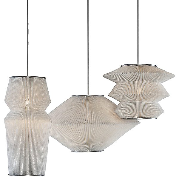 Ura 3-Light Pendant Light