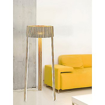 Yellow / illuminated