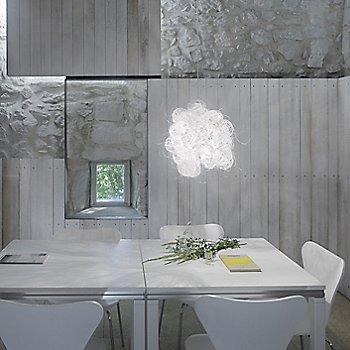 White / illuminated