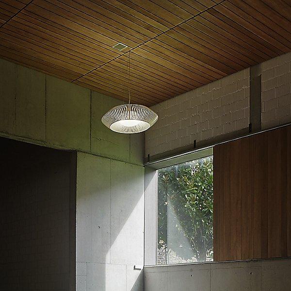 V Pendant Light