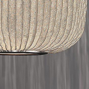 White Shade / illuminated / Detail view