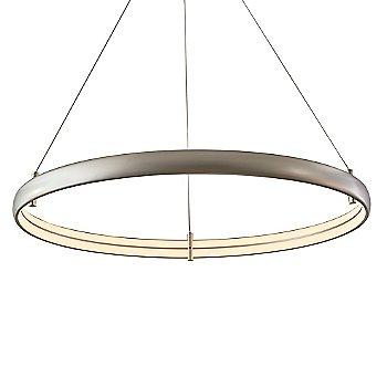 Titanium Silver finish / Large size, lit