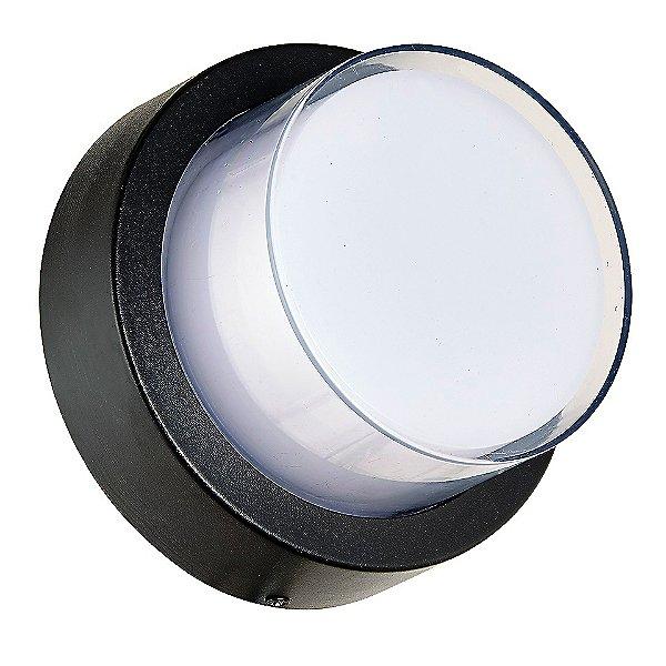 Carmen LED Round Outdoor Wall Light