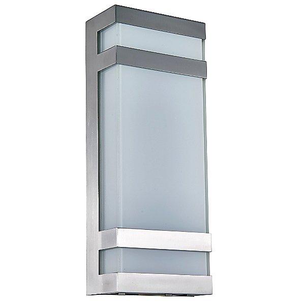 Loki Rectangular LED Outdoor Wall Light