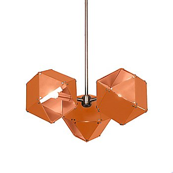Satin Copper Exterior / Satin Copper Interior
