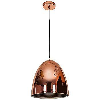 Large size / Shiny Copper finish