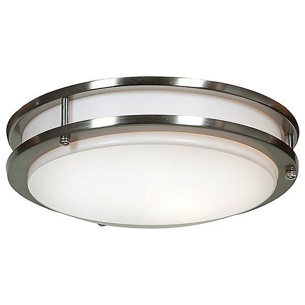 Solero Dimmable LED Flush Mount Ceiling Light