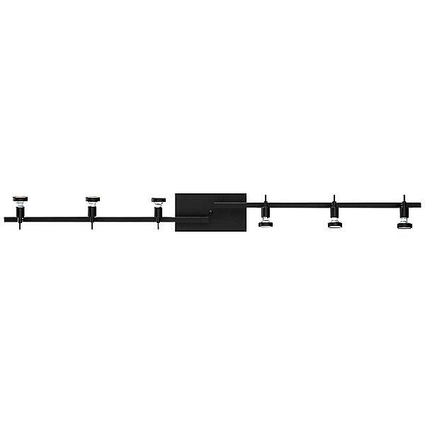 Viper LED Off-Set Linear Semi-Flush Mount Ceiling Light