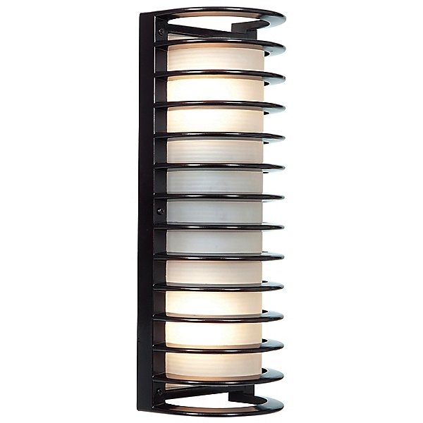 Bermuda LED Tall Outdoor Wall Sconce