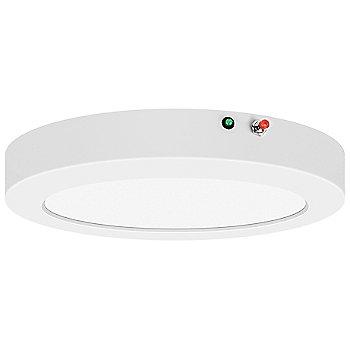 ModPLUS Round LED Emergency Backup Flushmount
