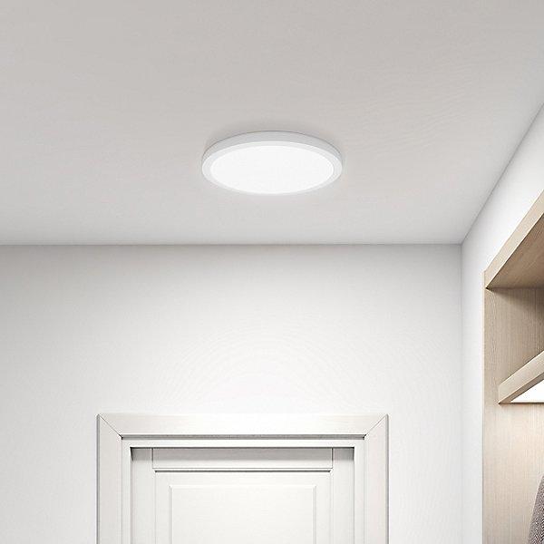 ModPLUS Round 16 Inch LED Flush Mount Ceiling Light