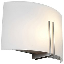 Prong LED Wide Wall Sconce