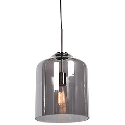 Simplicite LED Wide Cylinder Pendant Light