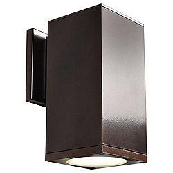 Bayside Outdoor Wall Sconce (Bronze/Small) - OPEN BOX RETURN