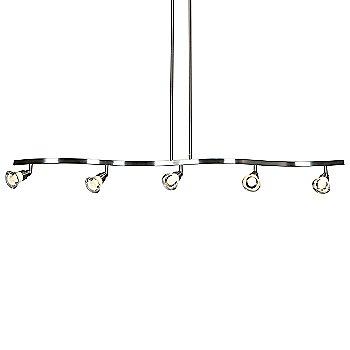 Optix 5 Light Adjustable Rail Fixture