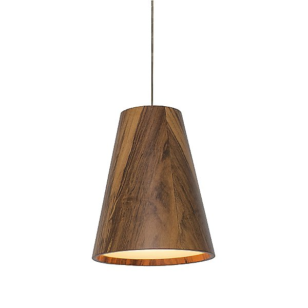 Conical LED Mini Pendant Light