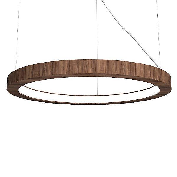 Frame LED Round Chandelier