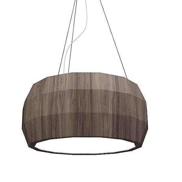Faceted LED Pendant Light