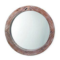 Jessie Round Mirror