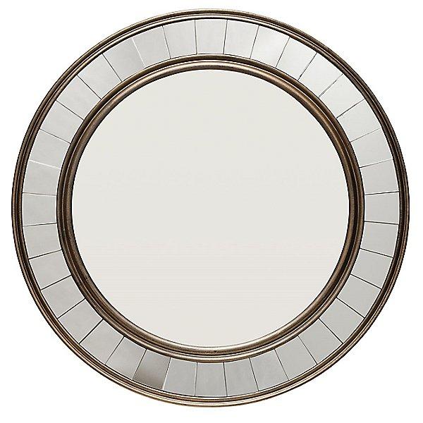 Judith Round Mirror