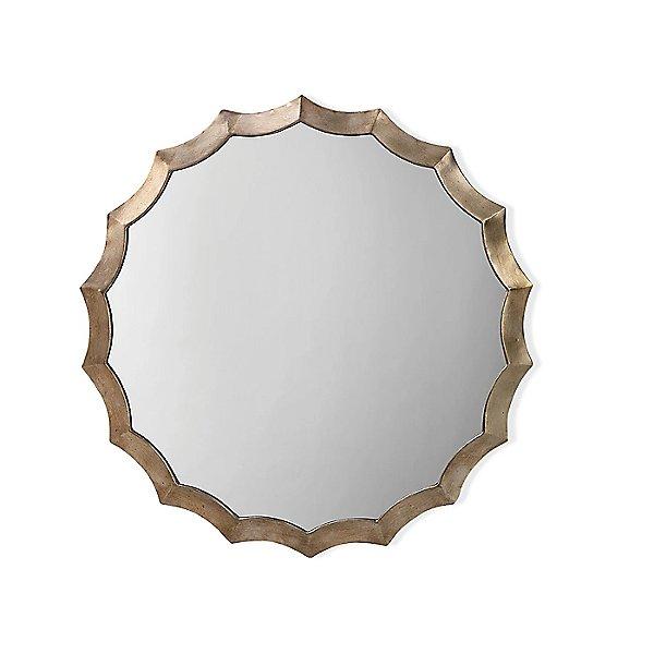 Victoria Scalloped Mirror