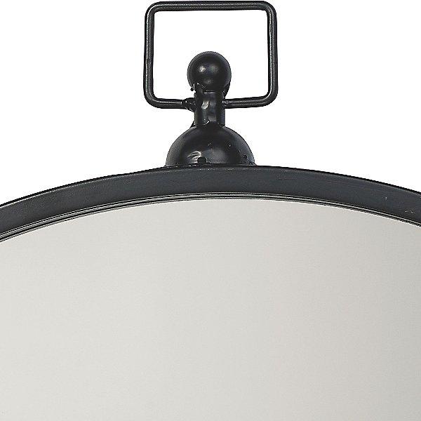 Jane Round Mirror