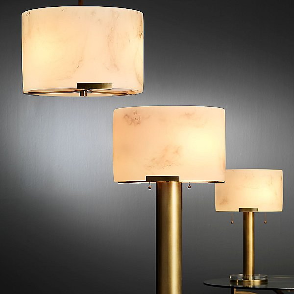 Elancourt Floor Lamp