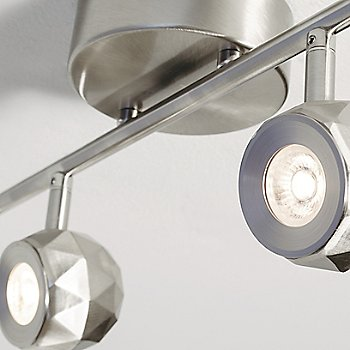 Acadia LED Fixed Rail, Detail view