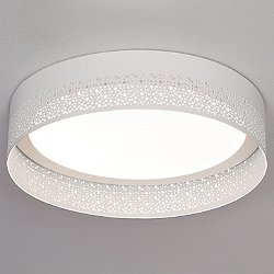 Ash LED Flush Mount Ceiling Light
