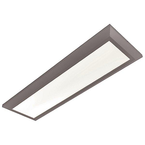 Atlas LED Rectangular Flush Mount Ceiling Light