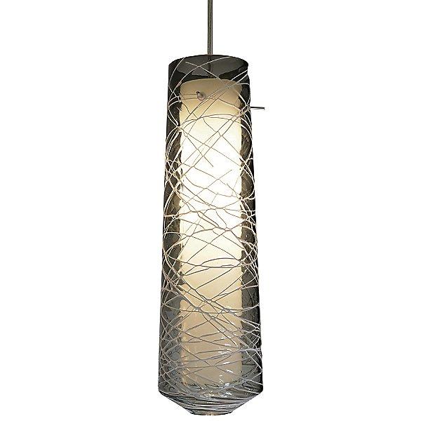 Spun LED Pendant Light