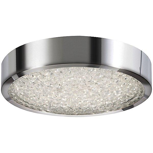 Diamonds LED Flush Mount Ceiling Light