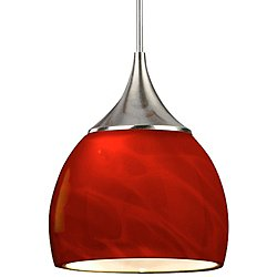 Essex LED Pendant by AFX Lighting (Red/3000)-OPEN BOX RETURN