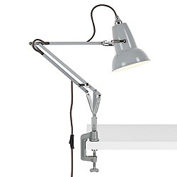 Original 1227 Mini Desk Lamp with Clamp (Dove Grey)-OPEN BOX