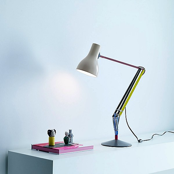 Type 75 Desk Lamp - Paul Smith Edition One