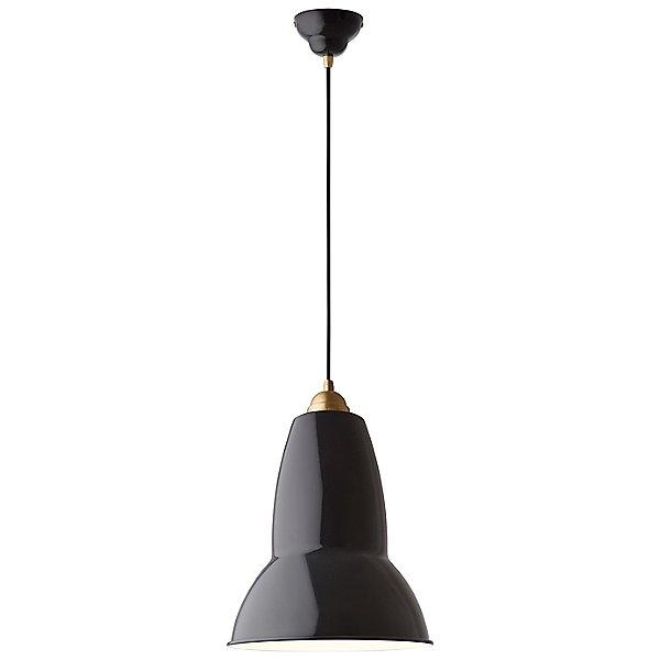 Original 1227 Brass Maxi Pendant Light