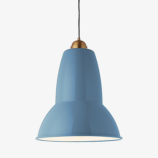 Original 1227 Brass Pendant Light