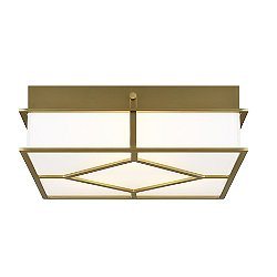 Transom Flush Mount Ceiling Light