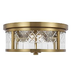 Alec Flush Mount Ceiling Light
