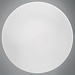Drum Incandescent Wall/Ceiling Light(Blu/Med/Incan)-OPEN BOX